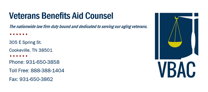 Veterans Benefits Aid Counsel